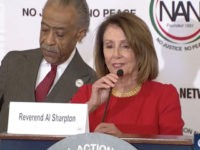 Pelosi: 'Reverend Sharpton, Thank You for Saving America'