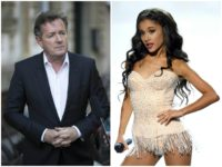 Piers Morgan and Ariana Grande Throw Down in Pre-Thanksgiving Catfight