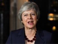 Live: Theresa May's Address After 'Betrayal' Brexit Plan Leaked