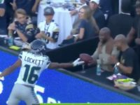Seahawks Blasted After Tyler Lockett Gives Ball to Convicted Abuser Floyd Mayweather