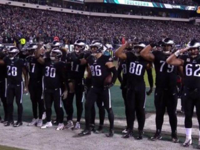 Eagles Salute