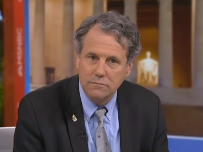 Dem Sen. Brown: 'Most Democrats' 'Will Tell You' 'Every Option's on the Table' on Court-Packing