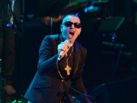 NEW YORK, NY - JULY 20: Singer Sinead O'Connor performs at 'Here But I'm Gone: A 70th Birthday Tribute to Curtis Mayfield' concert at Avery Fisher Hall, Lincoln Center on July 20, 2012 in New York City. (Photo by Mike Coppola/Getty Images)