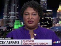 Stacey Abrams: Georgia Did Not Have a 'Free and Fair Election'
