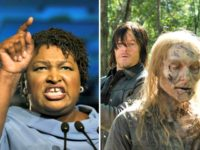 Stacey Abrams, The Walking Dead
