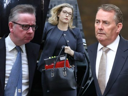 REPORT: Brexiteer Ministers to Demand May Make Changes to Brexit Deal as PM Faces Potential Leadership Challenge