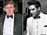 Trump, Elvis