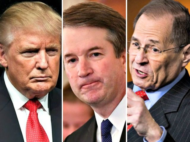 Trump, Kavanaugh, Nadler