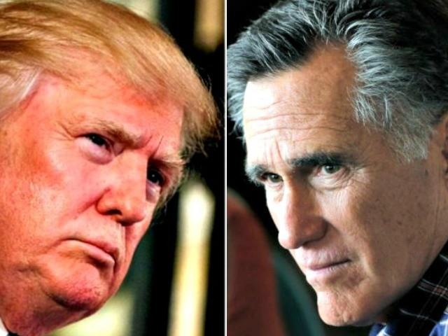 Mitt Romney: Donald Trump's Vilification of the Media Is Unprecedented