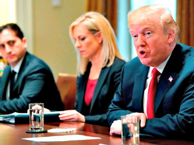 Trump Talks Immigration
