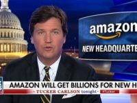 Carlson: NYC-Amazon Deal Shows Dems Are Party of 'Merciless Corporate Power'