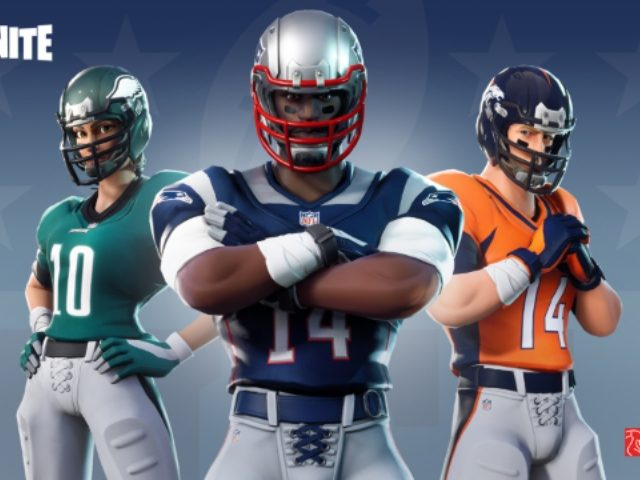 9670099b72f Fortnite, NFL Reach Agreement to Add Jerseys and Gear to the Popular Game