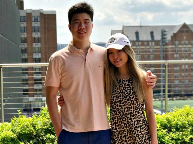 US citizens Victor and Cynthia Liu say they have been barred from leaving China since June