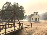 HBO's 'Westworld' Church Only Set Structure to Survive Woolsey Fire