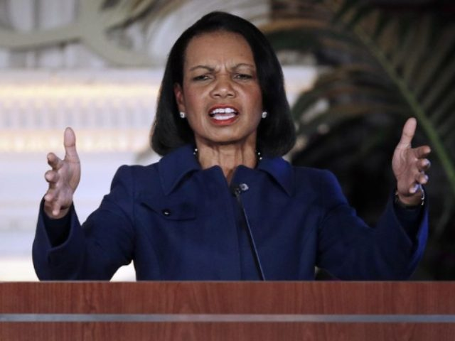 Struggling Browns reportedly considering Condoleezza Rice as new head coach