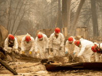 Sheriff: Death Toll Rises to 56 in Northern California Wildfire