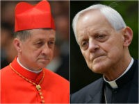 Cardinal Blase Cupich and Cardinal Donald Wuerl