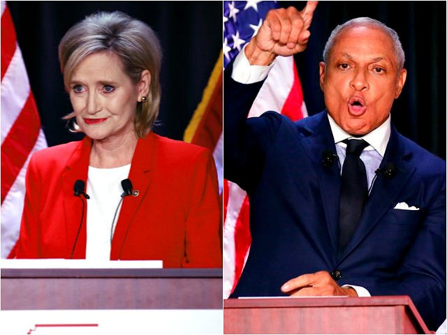GOP Hyde-Smith Democrat Mike Espy Mississippi Senate 2018 Election