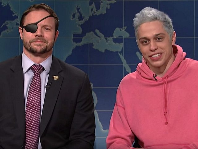 Dan Crenshaw Calls 'SNL's' Pete Davidson After Instagram Post
