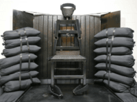 This June 18, 2010, file photo shows the firing squad execution chamber at the Utah State Prison, in Draper, Utah. A new state report finds that each death row inmate in Utah costs $1.66 million more in taxpayer money than one sentenced to life in prison without parole. State lawmakers …