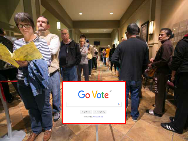 Research: Google Search Bias Flipped Seats for Democrats in Midterms