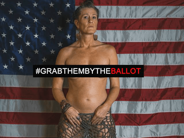"Dawn Robertson - ""Feeling inspired by the #grabhimbytheballot campaign launched by Anja Schütz, I wanted to do some reckoning in my home state of VT. With the #Metoo and #Wetoo movements and recent confirmation of Brett Kavanaugh there is much at stake and the original campaign has evolved. We are …"