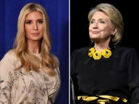 ivanka-trump-hillary-clinton-getty