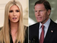 Richard Blumenthal Calls for 'Investigative Effort' into Ivanka Trump's Personal Email Use