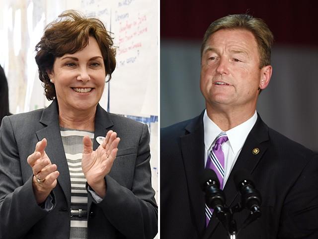 Democrat Jacky Rosen Defeats Incumbent Sen. Dean Heller in Nevada