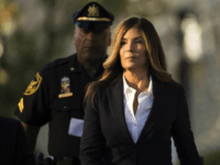 Former Pennsylvania Attorney General Kathleen Kane arrives at Montgomery County courthouse for her scheduled sentencing hearing in Norristown, Pa., Monday, Oct. 24, 2016. Kane, a Scranton-area Democrat, will learn if she is going to jail over a perjury and obstruction case that stemmed from a political feud. (AP Photo/Matt Rourke)