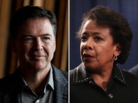 Report: Lame-Duck GOP House Judiciary to Subpoena James Comey, Loretta Lynch