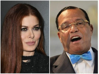 Debra Messing Calls Out Women's March for Refusing to Denounce Anti-Semite Louis Farrakhan