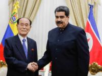 Sostuve un importante encuentro de trabajo con el excelentísimo Kim Yong Nam, Presidente del Presídium de la Asamblea Popular Suprema de la República Popular Democrática de Corea, en el que acordamos fortalecer las relaciones diplomáticas y políticas entre ambos Estados.