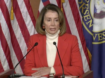 Pelosi: 'I Have Overwhelming Support' to Be Speaker