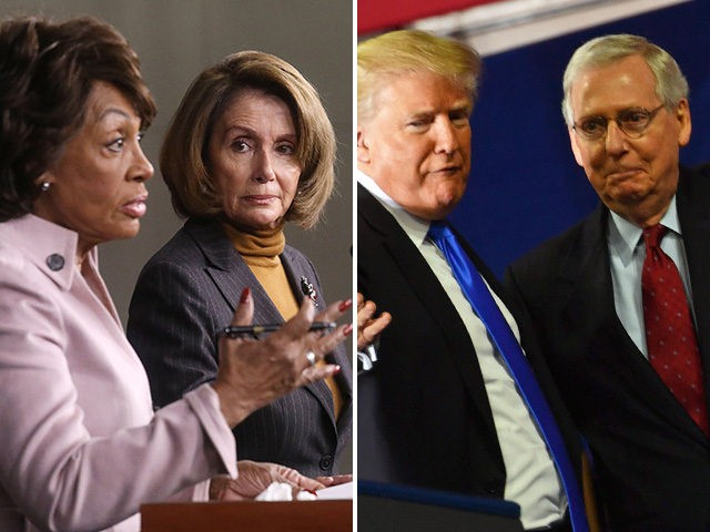 pelosi-waters-trump-mcconnell