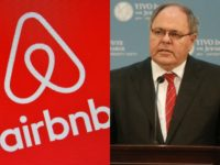 EXCLUSIVE – Israeli Envoy Dani Dayan: Airbnb Decision to Delist West Bank Jewish Homes Has 'Anti-Semitic Flavor'