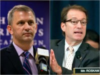 Sean Casten and Peter Roskam