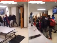 VIDEO: Students Drag, Kick Assistant Principal Trying to Break Up Fight