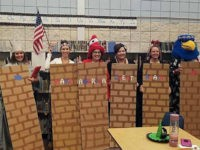 An Idaho school district is conducting an investigation after a photo of teachers dressed for Halloween as Mexicans and the border wall went viral.