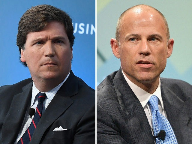tucker-carlson-michael-avenatti-getty