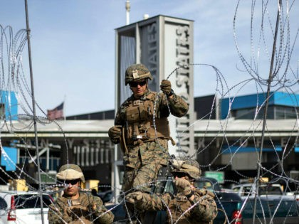 Pentagon Says Border Deployment Will Cost About $72 Million