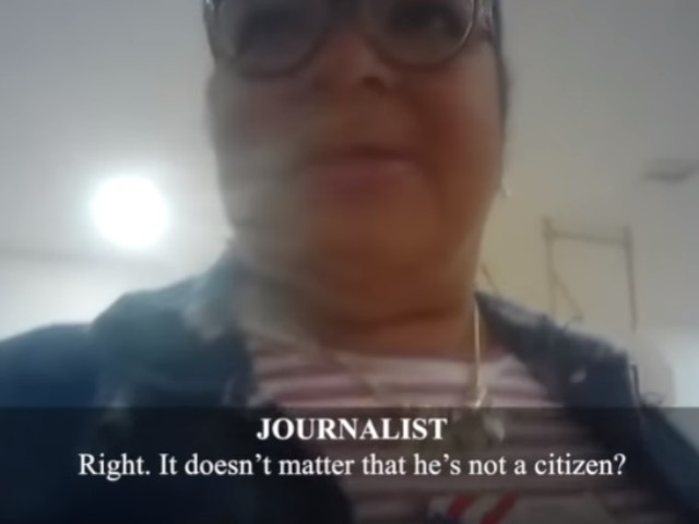 Video: Texas Poll Worker Admits 'Tons' of Non-Citizens Allowed to Vote