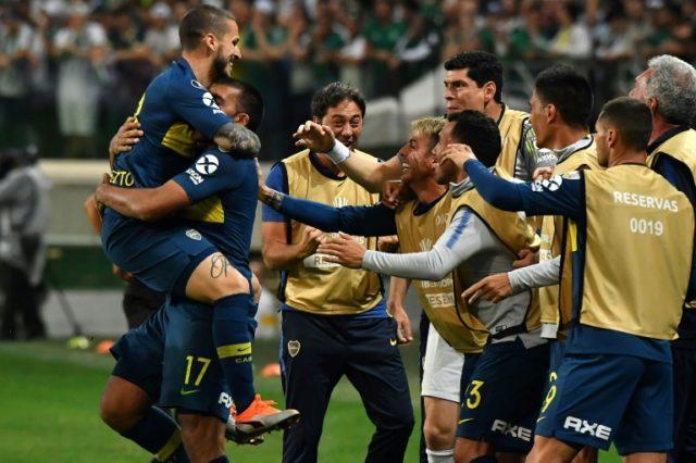 Copa Libertadores set for Buenos Aires 'clasico' final