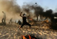 Gaza protest leaders want calmer Friday demo amid truce talks