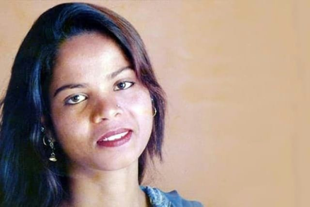Aasia Bibi has not left Pakistan: FO