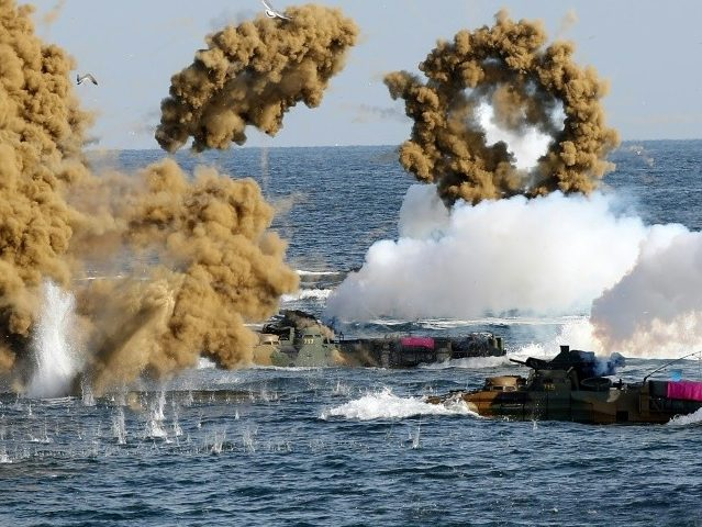 U.S., South Korea Resume Military Drills Ahead of North Korea Nuclear Talks