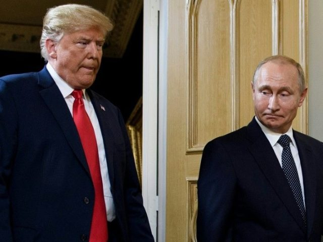 Putin: Trump Is an Extraordinary, Talented, Colorful Individual