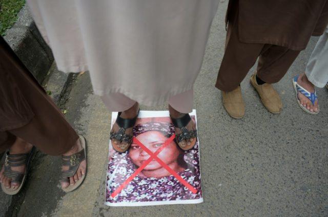 Pakistani Christian woman Asia Bibi freed from jail: lawyer