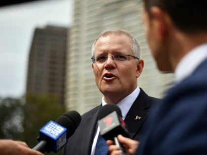 Prime Minister Scott Morrison vowed to boost Australia's engagement in the Pacific