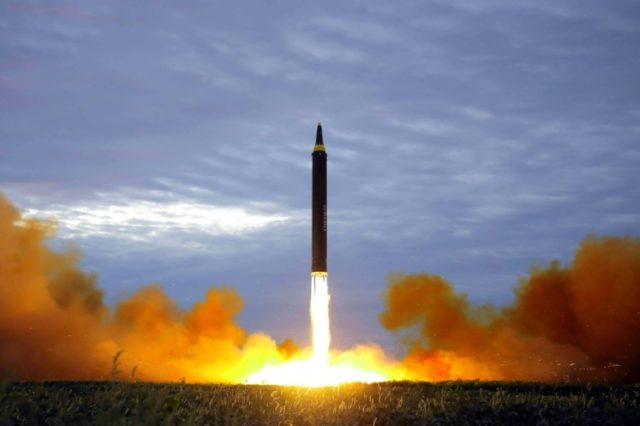 North Korea developing ballistic missiles at 16 secret sites